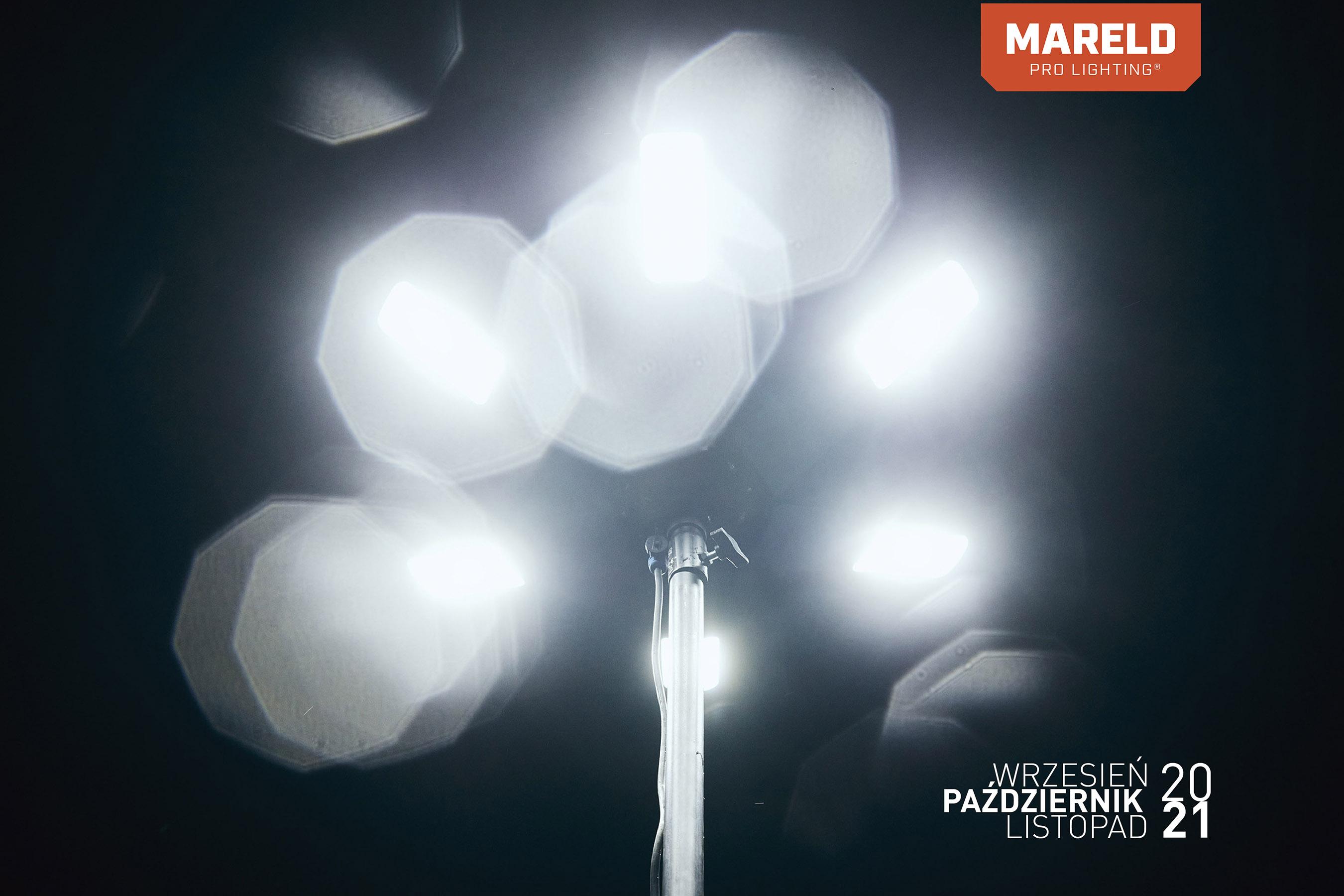 Oświetlenie Mareld w najnowszej promocji