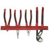 Zestaw szczypiec na wieszaku ściennym Teng Tools WRMB04