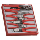 8-elementowy zestaw szczypiec Teng Tools TTD441