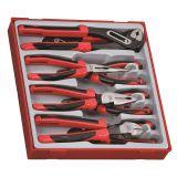 8-elementowy zestaw szczypiec Teng Tools TTD441-T