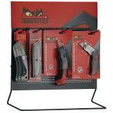 Stojak ekspozycyjny z nożami Teng Tools DIS-KN28