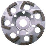 Ściernica diamentowa garnkowa Luna 125x22,23 mm