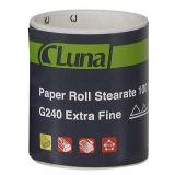 Papier ścierny do lakieru w rolce Luna NO-FILL 100x5 m P2