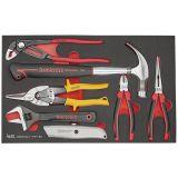 7-elementowy zestaw narzędzi Teng Tools TEFMB7