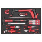15-elementowy zestaw narzędzi Teng Tools TTEPS15