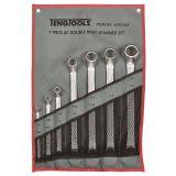 Zestaw kluczy oczkowych Teng Tools 6707AF