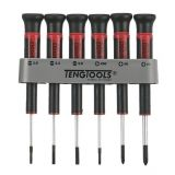 Wkrętaki precyzyjne, zestaw Teng Tools MDM706