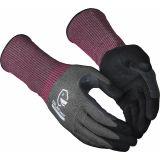 Rękawice robocze antyprzecięciowe GUIDE 6606 ESD rozm.8
