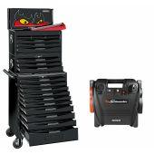 Wózek narzędziowy czarny 1001 elementów Teng Tools TCMM1001BK - GRATIS - BOOSTER PBI 1812 SCHUMACHER